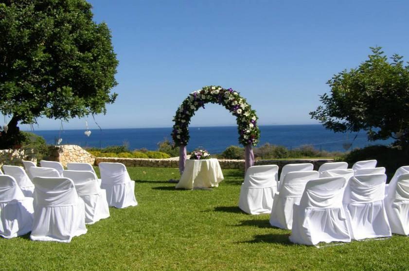 Ślub na Kefalonii