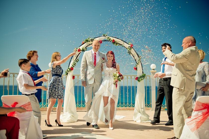 Ślub w Grecji